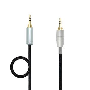 micity Upgrade Cable de audio Auriculares Cable Para Sony mdr-1 a MDR-1R: Amazon.es: Instrumentos musicales