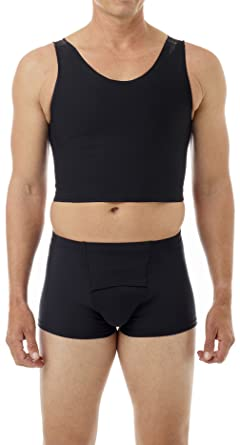 d2dffa1582e10 Underworks FTM Extreme Tri-Top Chest Binder Top 983  Amazon.ca  Sports    Outdoors