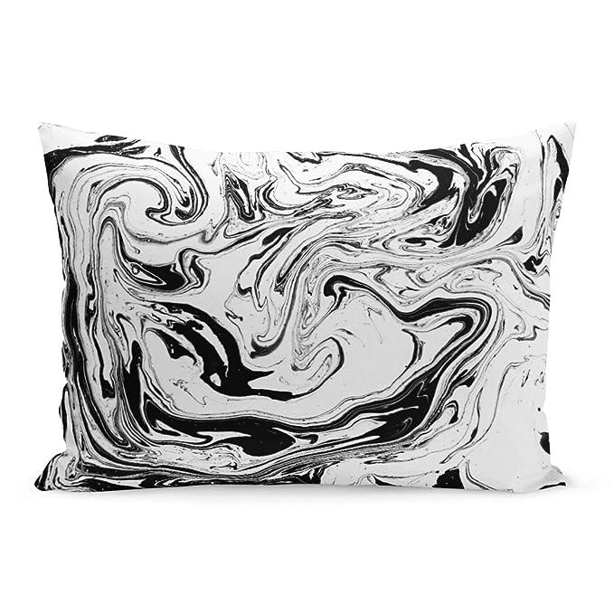 Amazon.com: Fundas de almohada de Semtomn con cita ...