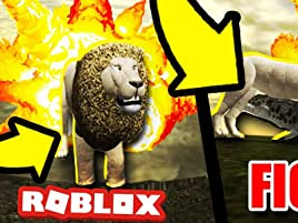 Testing A Roblox Wild Savannah Watch Clip Roblox Funny Moments Loginhdi Prime Video