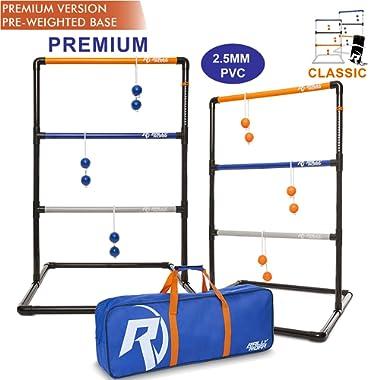 Rally and Roar Ladder Toss - Ladder Ball Toss Game