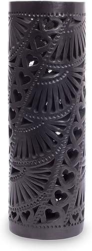NOVICA Barro Negro Ceramic Vase