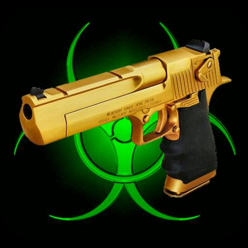 Gun Sounds (Colt Rifles 45)