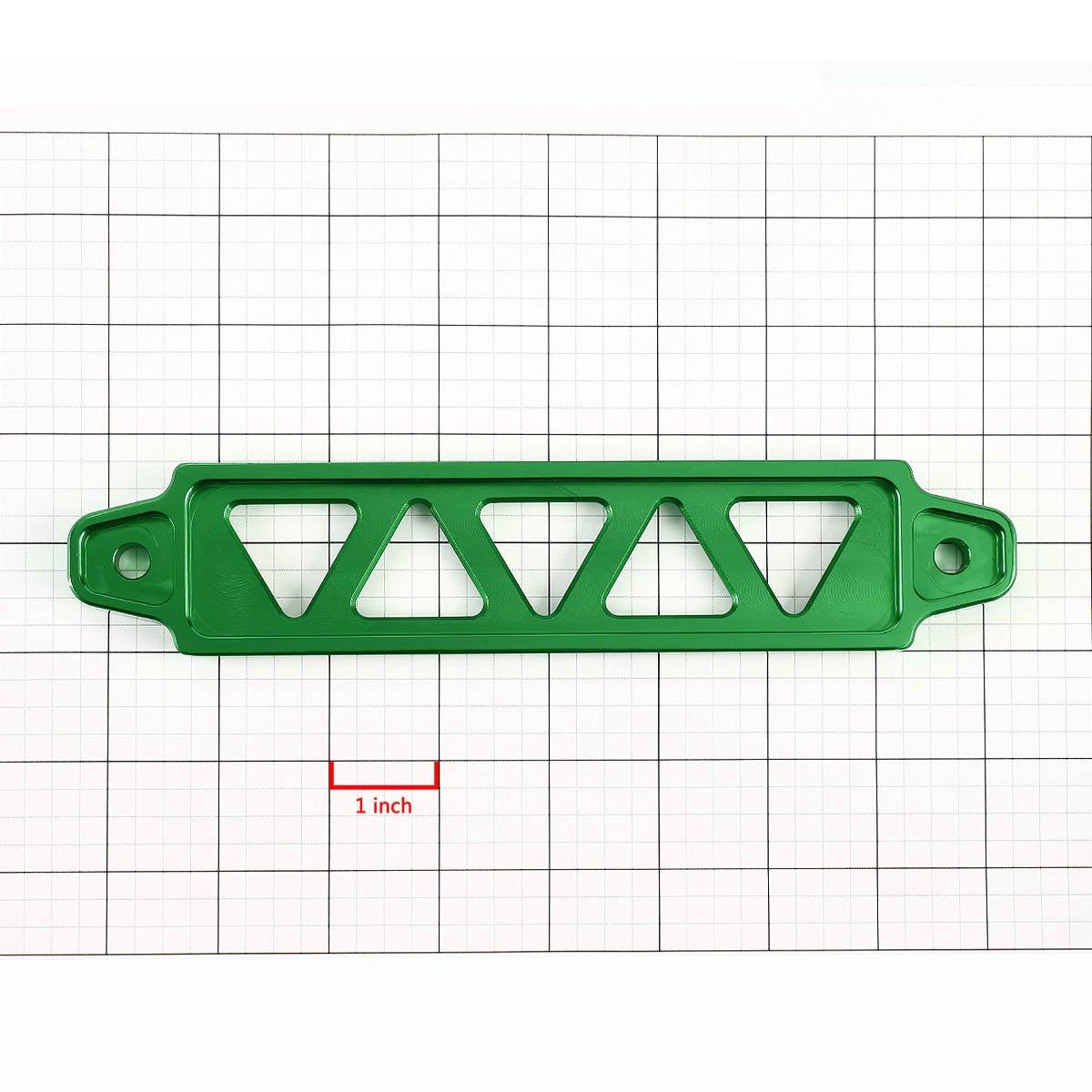 DNA Motoring BATTLONGSL Battery Tie Down Mount Bracket