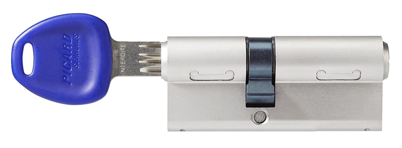 Picard Cilindro de seguridad cerradura, níquel, gris, 1108S0005: Amazon.es: Bricolaje y herramientas
