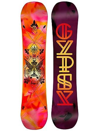 1485b63129 Freestyle Snowboard Kids Salomon Gypsy Grom 133 2017 Girls: Amazon ...