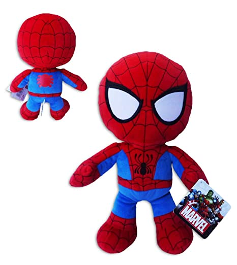 Spiderman 12 Supersoft Soft Toy Plush Doll Film Marvel Comic Heroes High Quality Supersoft