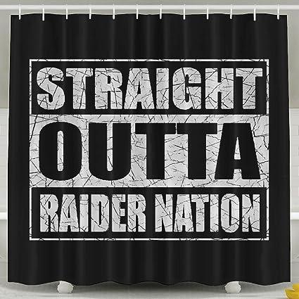 Amazon TRUSTINEEgyl Straight Outta Raider Nation Standard