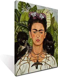Amazon.com: Wall Art Inner Framed Oil Paintings Printed on