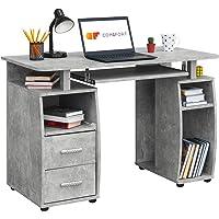 COMIFORT Mesa de Ordenador, Escritorio, Mesa de Oficina