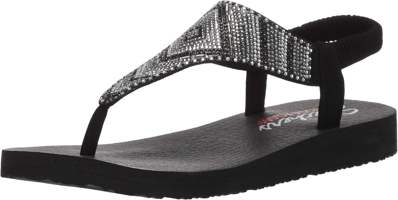 skechers meditation sandals