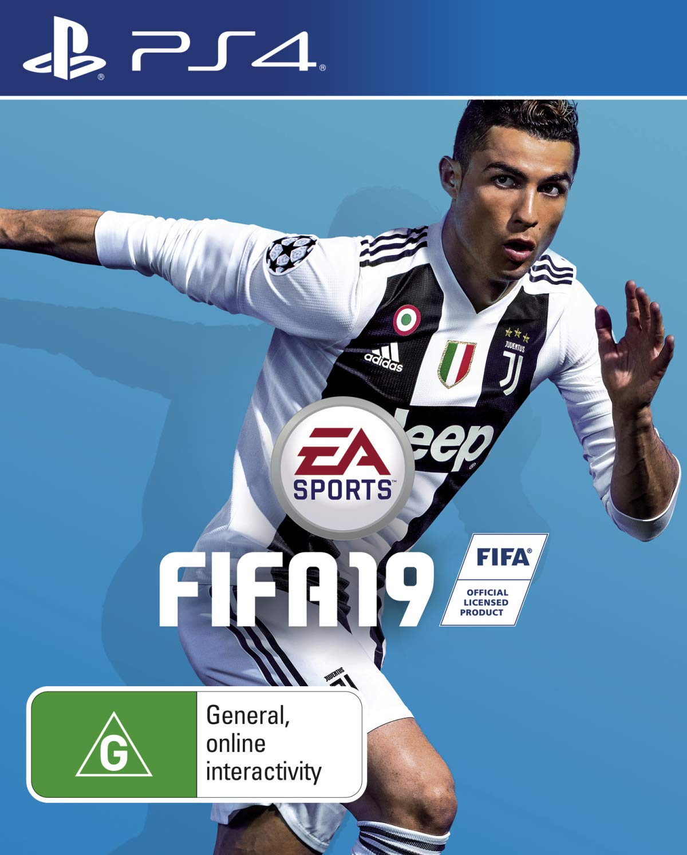 FIFA 19 - Playstation 4 (PS4) by Electronics Arts (Image #1)