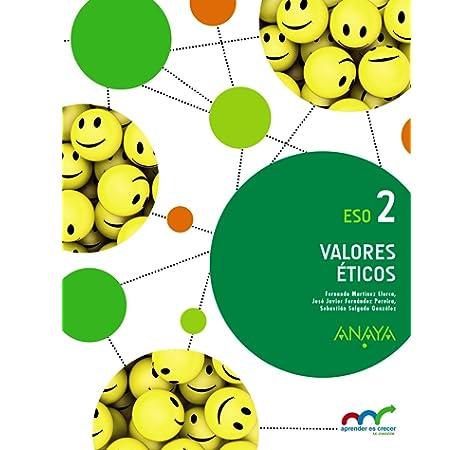 Valores Éticos 2 (Aprender es crecer en conexión): Amazon.es ...