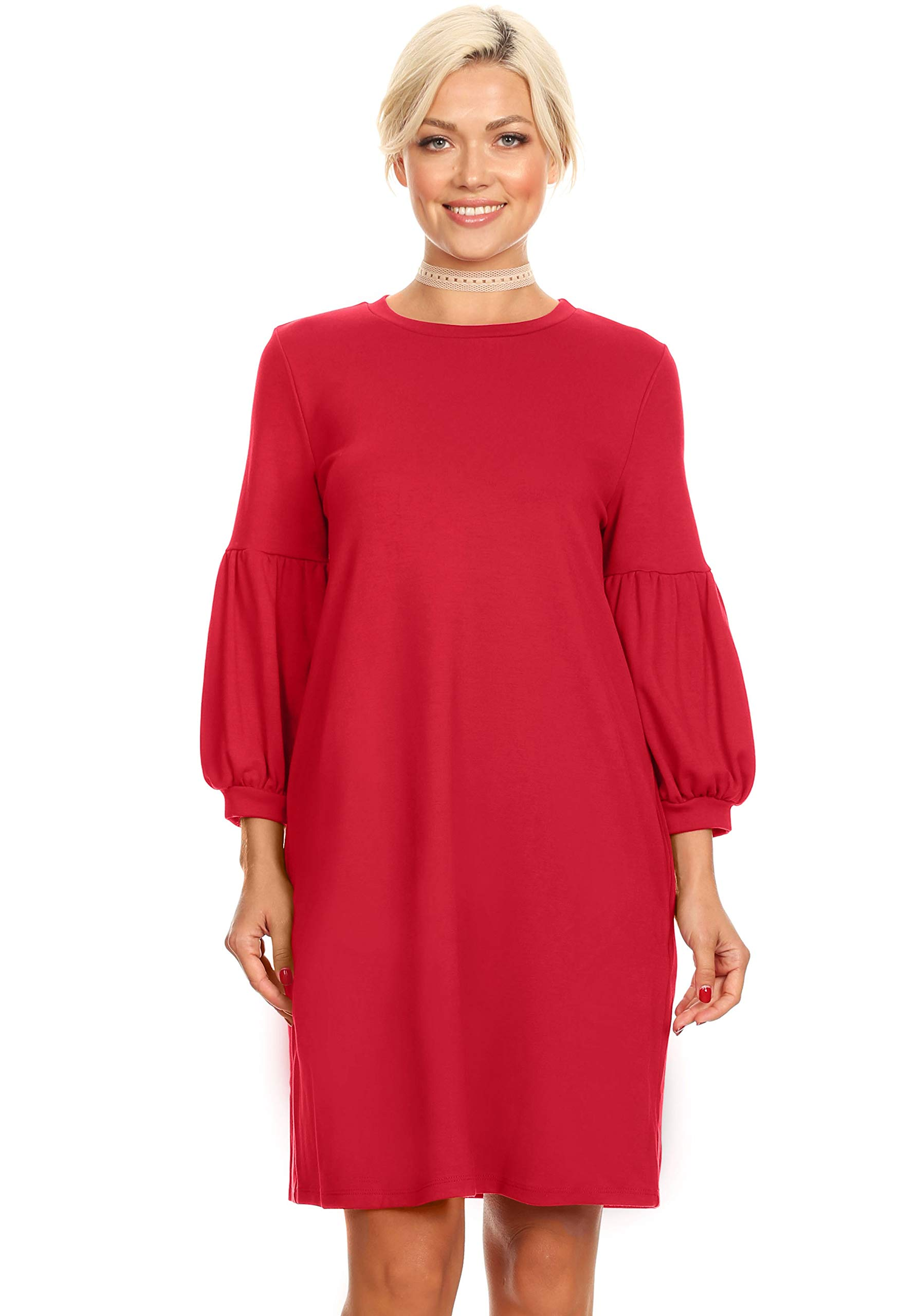 Red Dresses for Women Reg and Plus Size Red Casual Semi Formal ...