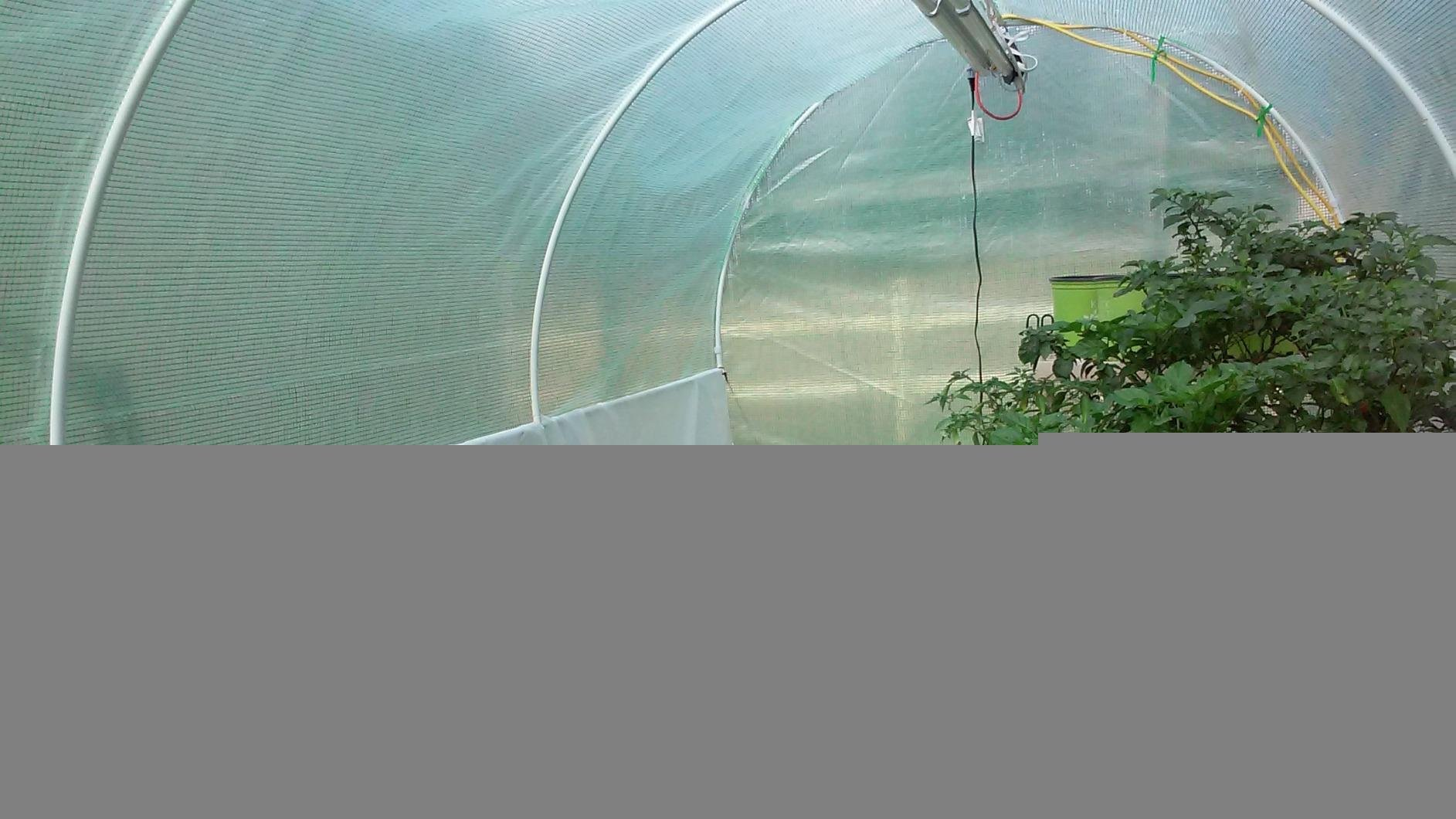 Peaktop Greenhouse 15' X 7' X 7' Large Outdoor Green House Plant Gardening Garden New