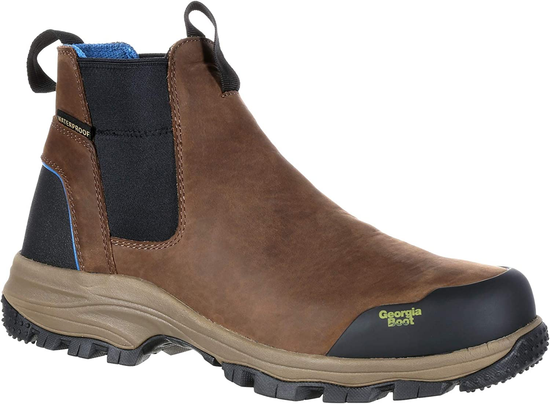 Amazon.com   Georgia Boot 5\