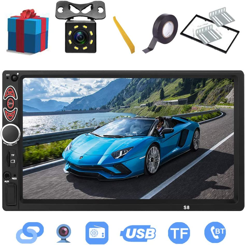 best 7 inch double din car stereo review.