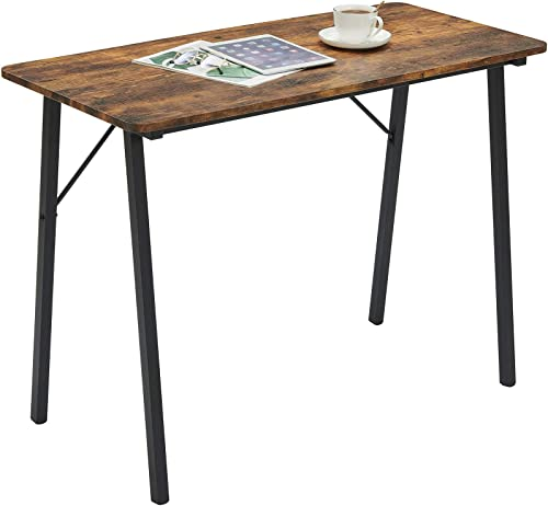 Writing Computer Desk Modern Simple Study Table Kids Desk Small Industrial Home Office Wood Work Desk