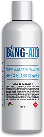 Bong Aid Glass Cleaner 16oz