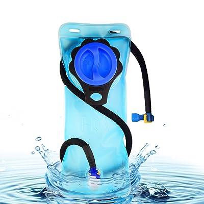 2 litres Hydratation Portable RIOGOO Poche a Eau de Sport Pour Utilisation en Extérieur