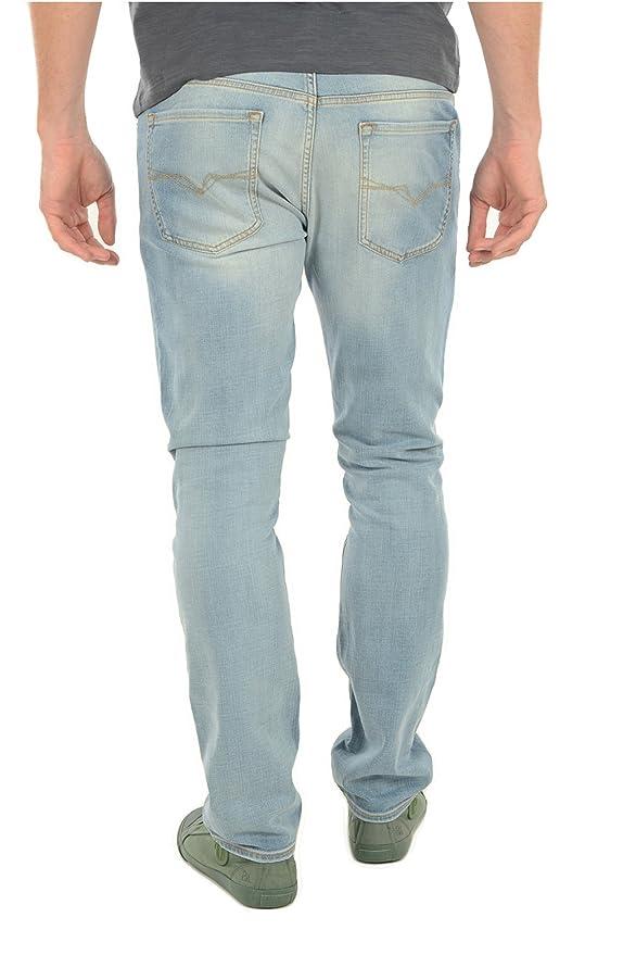 GUESS JEANS Jean slim / skinny - M72AN2 D2H10 - HOMME: Amazon.fr: Vêtements  et accessoires