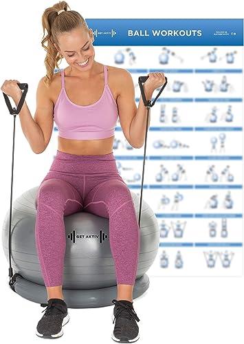Let's Get Aktiv Exercise Ball