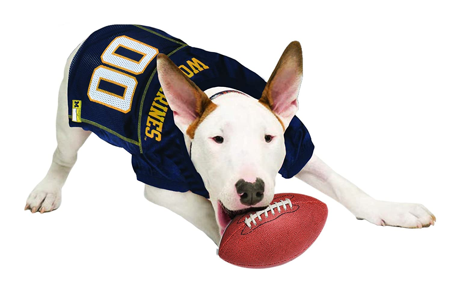 Basketball Jerseys Football Jerseys for Dogs /& Cats Available in 50 Pets First NCAA PET Apparels Collegiate Teams /& 7 Sizes