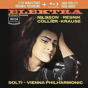 Strauss: Elektra [2 CD/Blu-ray Audio]