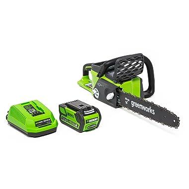 Greenworks 20312 16-Inch 40V Cordless Chainsaw