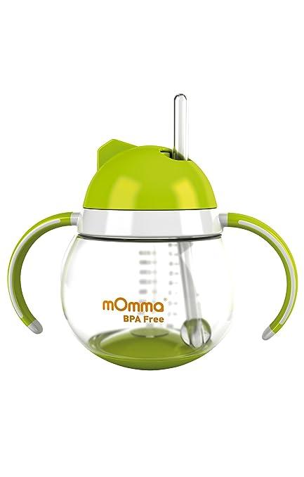 10 opinioni per Lansinoh mOmma- Tazza con cannuccia, con impugnatura, 250 ml