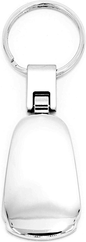 Teardrop Isuzu Keychain /& Keyring