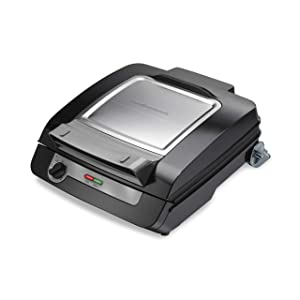 Hamilton Beach 25601 Electric Multi Grill Black
