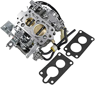 1x Carburetor TOY-505 Fit for Toyota Pickup 22R 4Runner DLX W//GREEN Round Plug