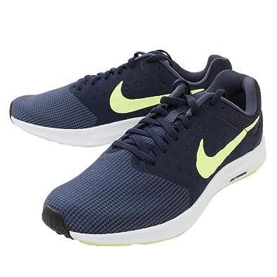 Nike Men s Downshifter 7 Thunder Blue Running Shoes-7 UK India(41EU ... 652ce143cb2b0