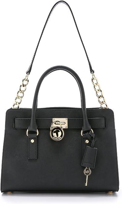 MICHAEL Michael Kors Women's Hamilton EastWest Satchel Bag