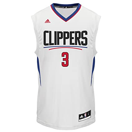 d22541e9212 Image Unavailable. Image not available for. Color  NBA Los Angeles Clippers  Chris Paul  3 Men s Replica Jersey