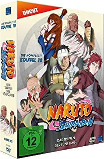 Naruto Shippuden Staffel 11 Paradiesisches Bordleben