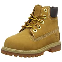 Timberland Unisex-Kinder 6 in Premium WP Boot Jr 12909 Stiefel