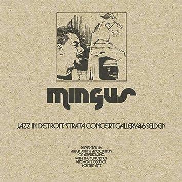 Jazz In Detroit Strata Vinyl Lp Charles Mingus Amazon De Musik