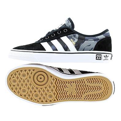 adidas Adi Ease X Mhak, Scarpe da Skateboard Uomo, Nero
