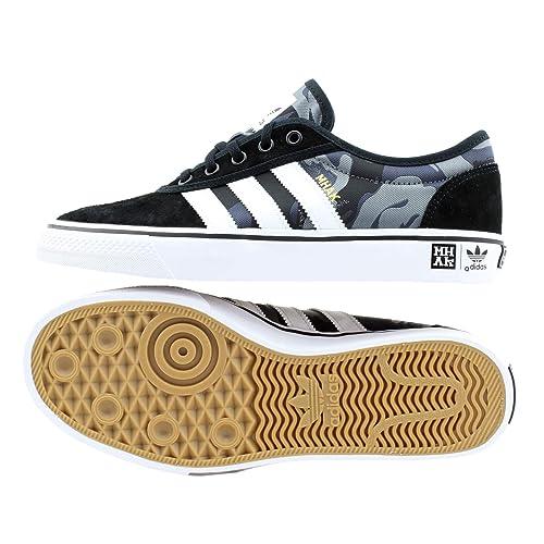 sports shoes 97faa dda56 adidas Adi-Ease X Mhak, Scarpe da Skateboard Uomo, Nero (Negbas