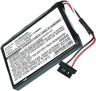 RoadMate 5045-LM 720mAh RoadMate 5045LM Battery For Magellan RoadMate 5045