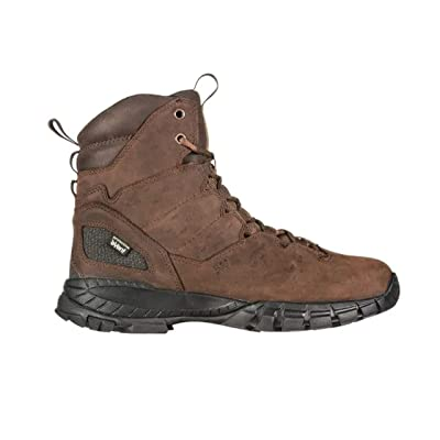 "5.11 Men's XPRT 3.0 Waterpoof 6"" Military and Tactical Boot, Wet & Dry Gripping, Style 12373: Shoes"