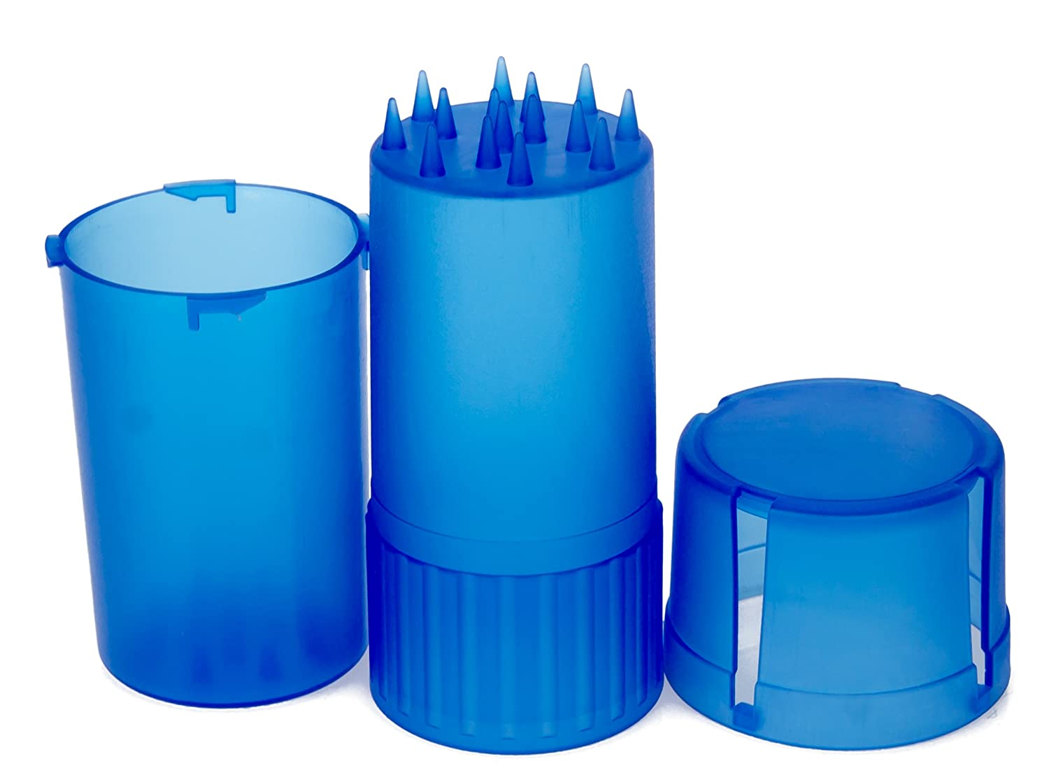Formax420 2 In 1 Plastic Grinder with Storage Container 1 PCS Send Random Color Formax-0187