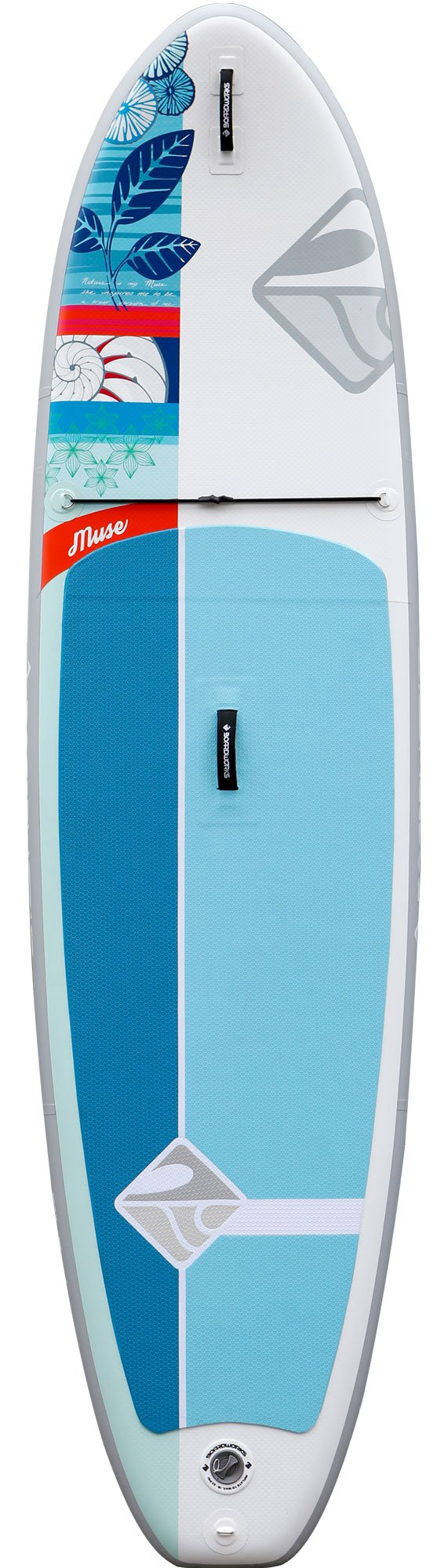 Boardworks SHUBU Muse 10'2'' Inflatable Stand-Up Paddle Board (SUP) by Boardworks