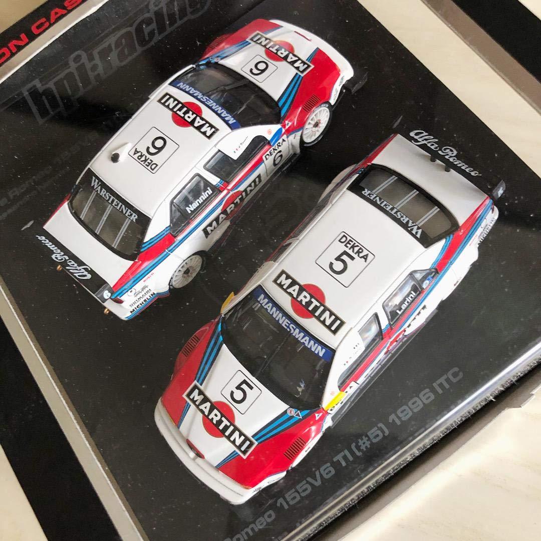 143 hpi Alfa Romeo 155 1996 ITC #5#6 B07SRP6YC2