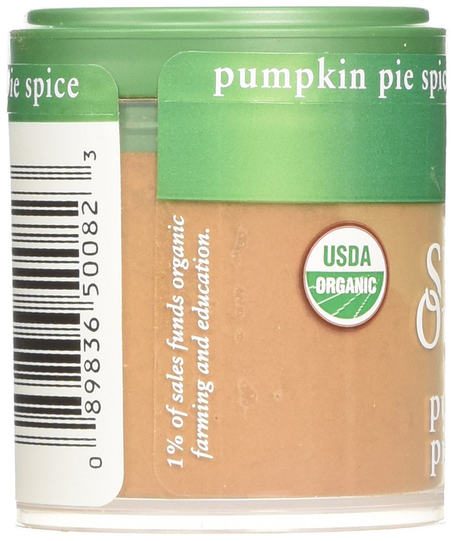 Simply Organic Mini, Og, Pumkin Pie Spice, 0.46-Ounce (Pack of 6) by Simply Organic (Image #5)