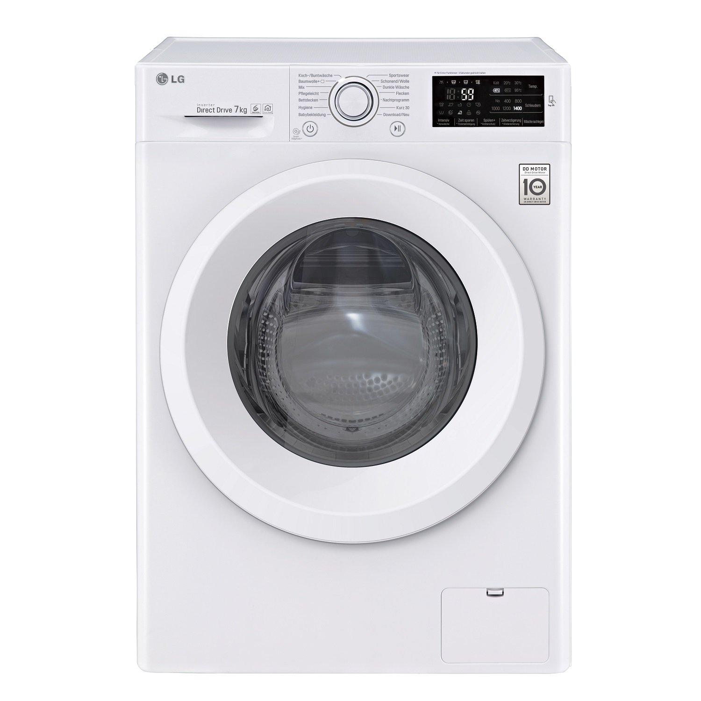 Lg Electronics F 14wm 7ln0 Waschmaschine Frontlader A 1400 Upm Inverter Direct Drive