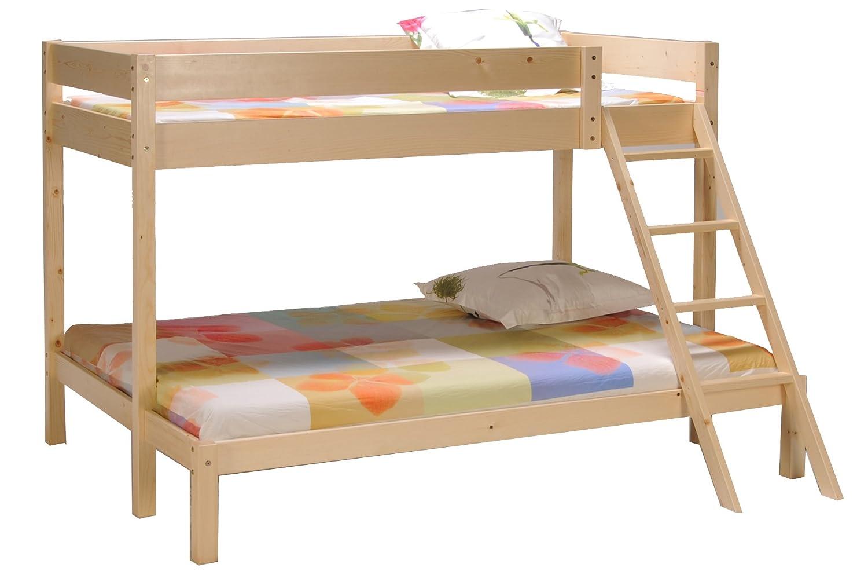 Etagenbett Unten 140 : Bett mit treppe für erwachsene hochbett