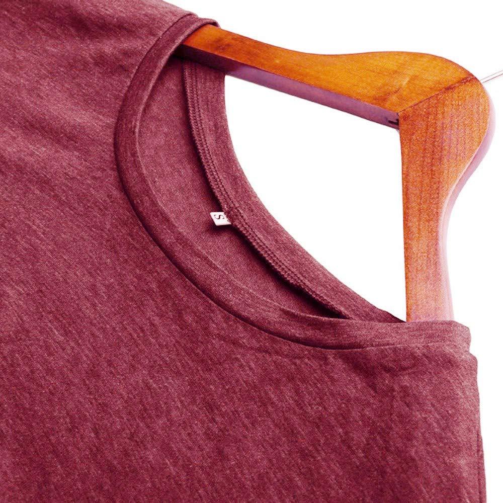Sweatshirts Casual Long Sleeve Round Neck Loose Tunic T Shirt Blouse Tops jinjiums Womens T-Shirt